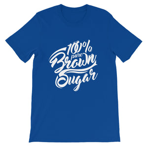 100% Pure Brown Sugar Unisex T-Shirt - kemetistry