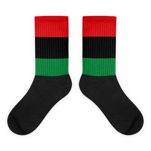 RBG Flag Socks - kemetistry