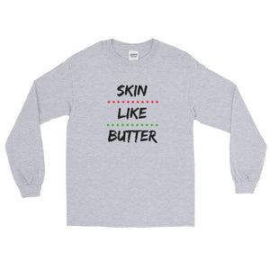 SKIN LIKE BUTTER Long Sleeve T-Shirt - kemetistry