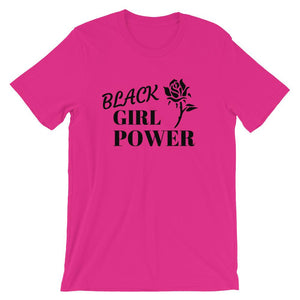 Black Girl Power T-Shirt - kemetistry