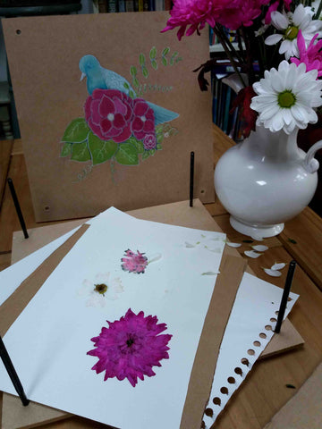 How to make a flower press risn o meadhra artist welcome to my first blog in the how to series this month we are looking at how to make your very own super duper flower press now most of you mightylinksfo