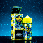 Juicy Co. - Blue Raspberry Blast 100ML