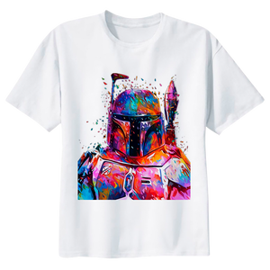 Boba Fett Star Wars T-shirt - moviesforce.com