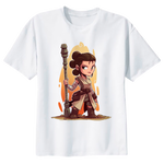 Rey Star Wars T-shirt - moviesforce.com