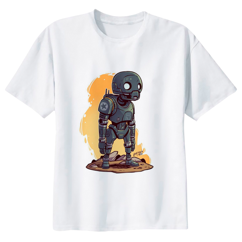 K-2SO Star Wars T-shirt - moviesforce.com