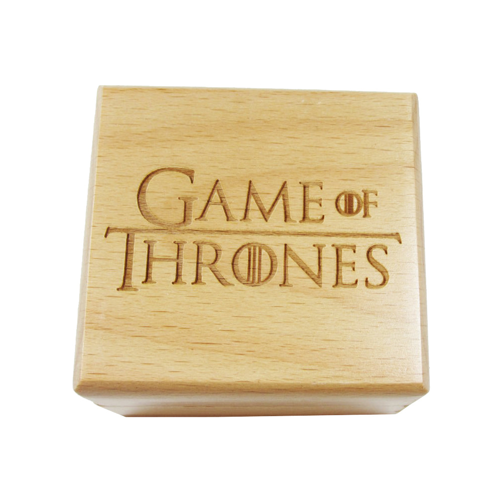 Semi-Automatic Game Of Thrones Music Box - moviesforce.com