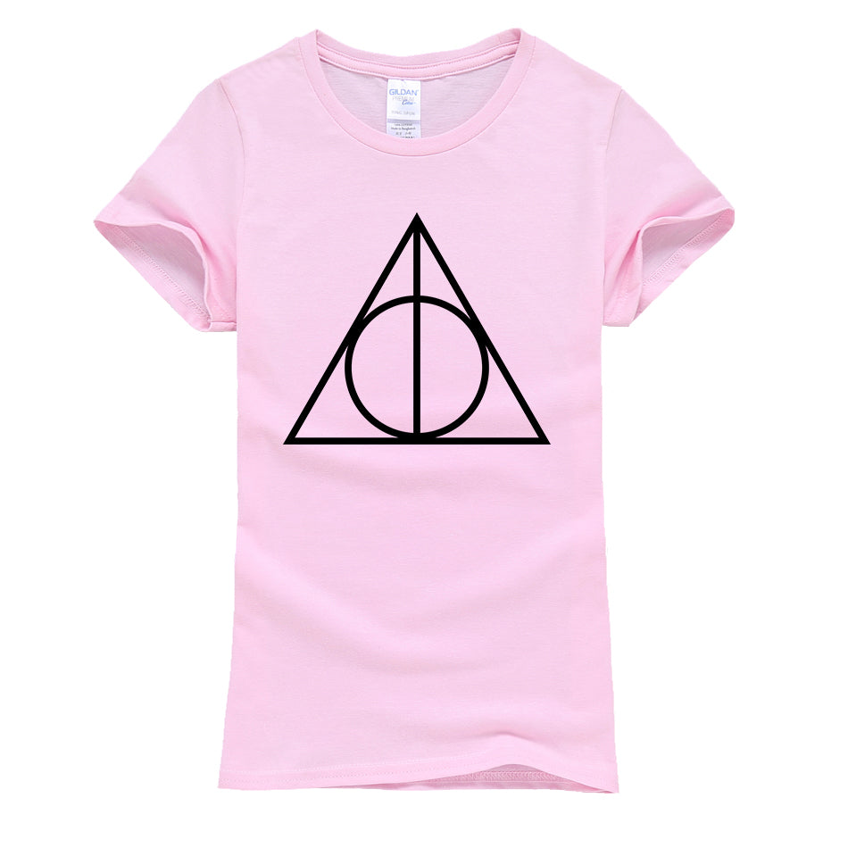 Deathly Hallows Harry Potter T-shirt | 15 colors - moviesforce.com