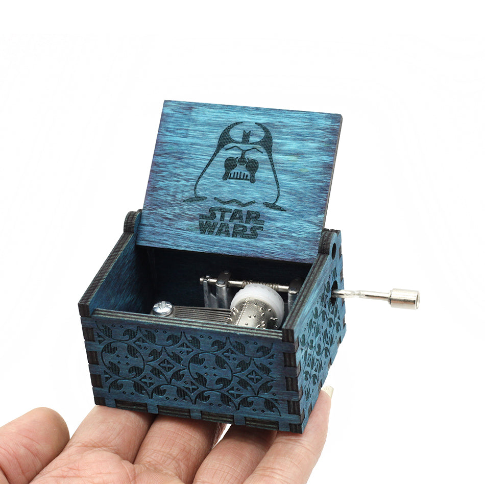 Star Wars Music Box - Blue - moviesforce.com
