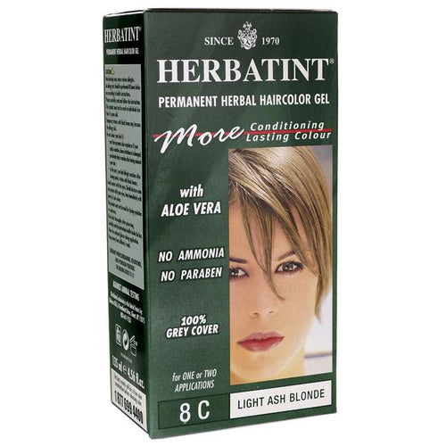 Herbatint #8C Light Ash Blonde Hair Color