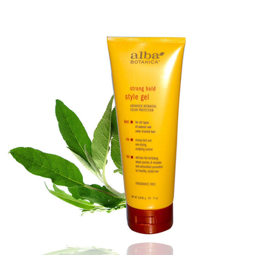Alba Botanica Strong Hold Hair Gel