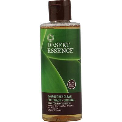 Desert Essence Thoroughly Clean Face Trial Size