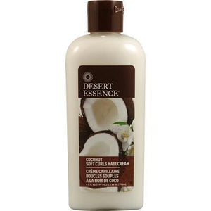 Desert Essence Coconut Soft Curls Hair Cream (OUT OF STOCK)