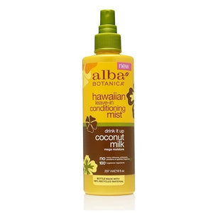 Alba Botanica L/I Conditioner Mist Coconutmilk