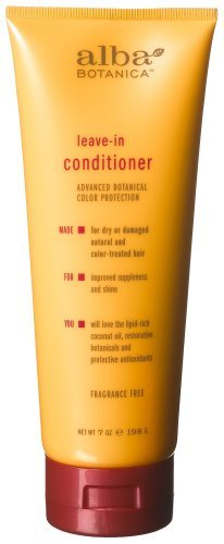Alba Botanica Leave-In Conditioner