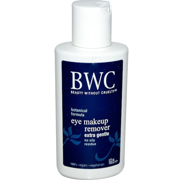 Beauty Without Cruelty Eye Makeup Remover Creamy
