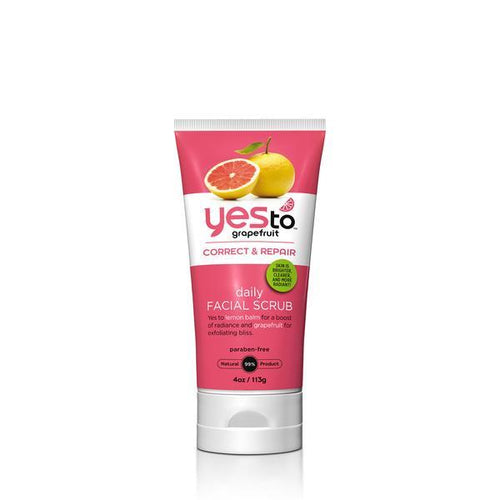 Yes To Grapefruit, Daily Facial Scrub