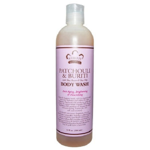 Nubian Heritage Nubian Patchouli & Buriti Body Wash OUT OF STOCK