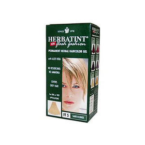 Herbatint #FF5 Sand Blonde Hair Color