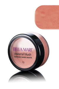 Natural Mineral Blushes (Various Colors)