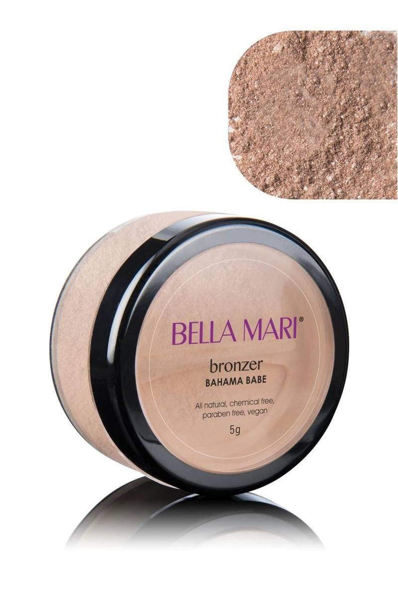 Natural Mineral Bronzers (Various Shades of Shimmer)