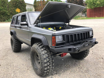 MCD XJ Cherokee Conversion