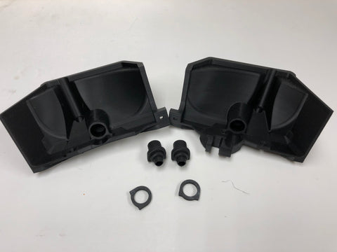 SCX10/10.2 XJ coil spring conversion fenders.