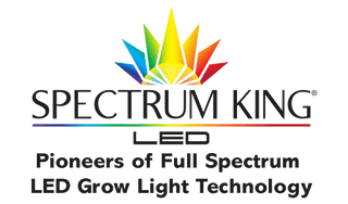 Spectrum King LED Lights on sale at LED Home Growing - Authorized Canadian Retailer