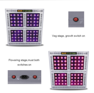 Mars Hydro Pro II Epistar 320 LED Grow Light