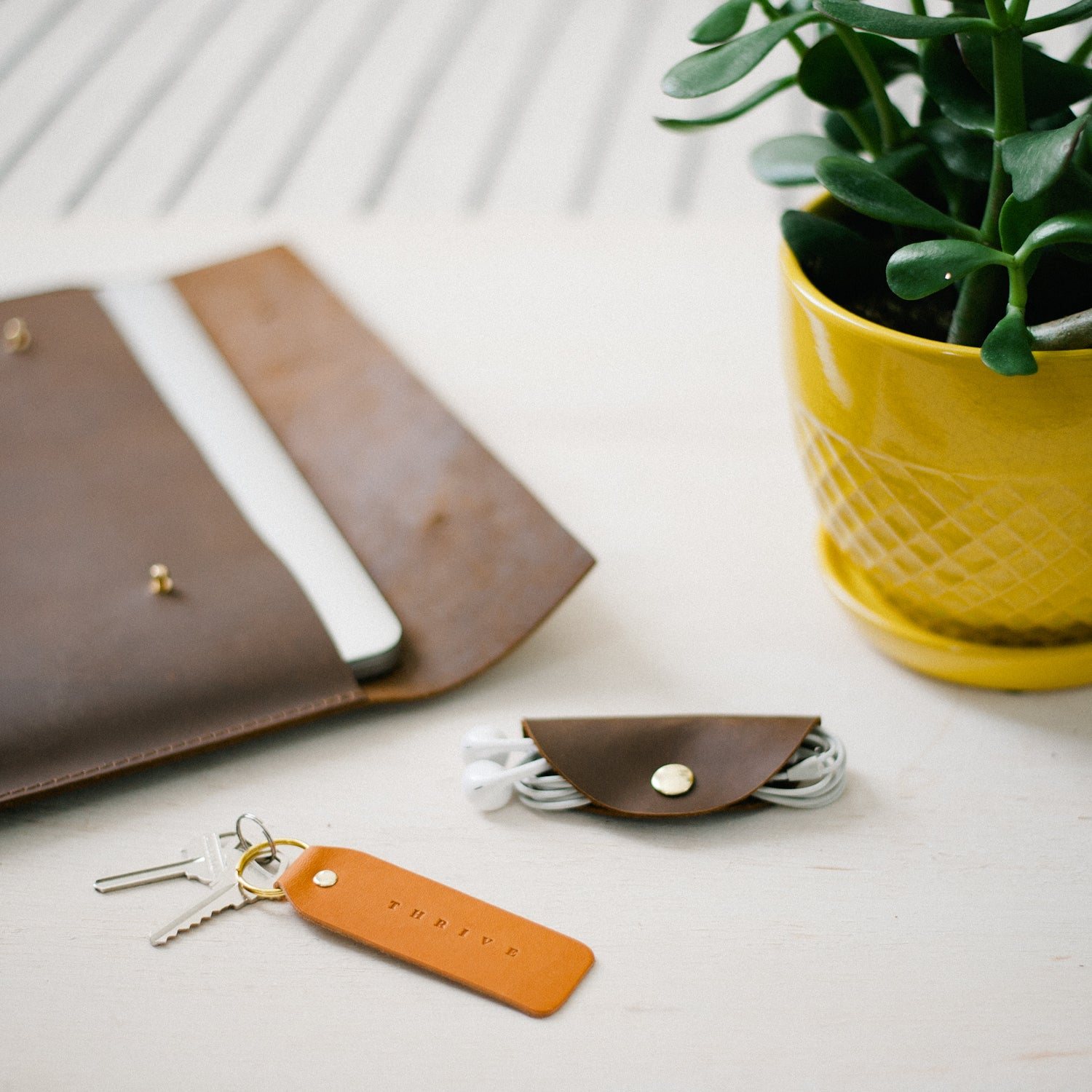 Hand Crafted Leather Goods