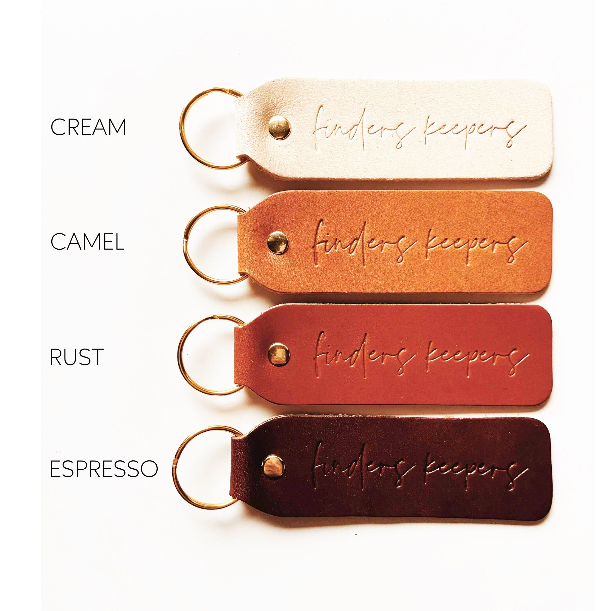 """Finders Keepers"" Script Keychain"