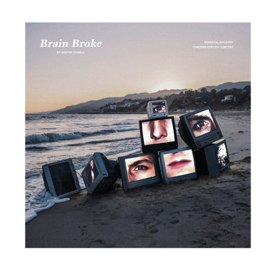 Brain Broke Physical Album