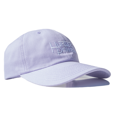 Logo Dad Hat - Pastel Purple