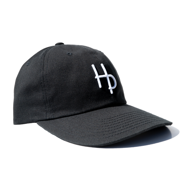 HP Dad Hat - Black