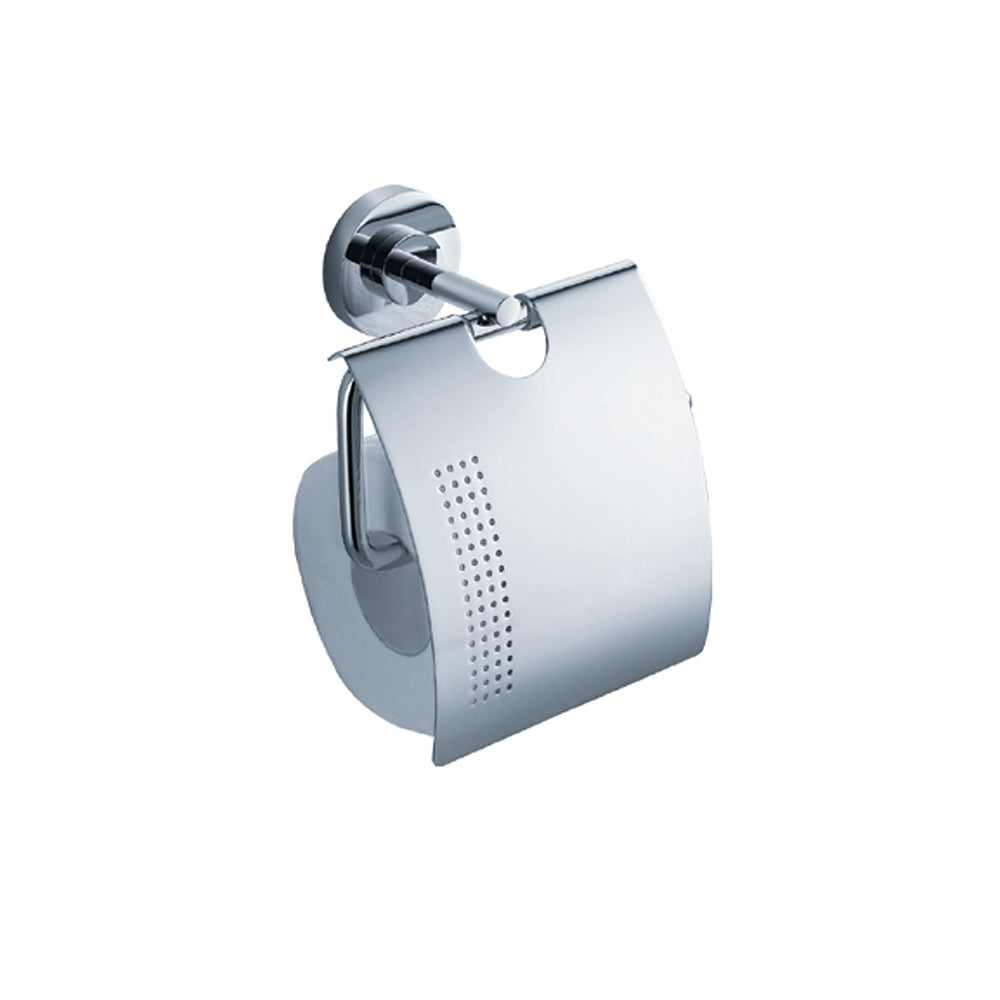 Fresca Alzato Toilet Paper Holder - Chrome