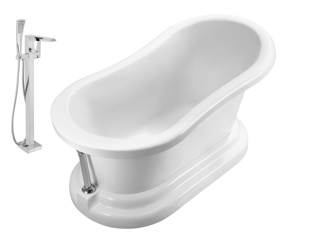 Faucet and Tub Set Streamline 60