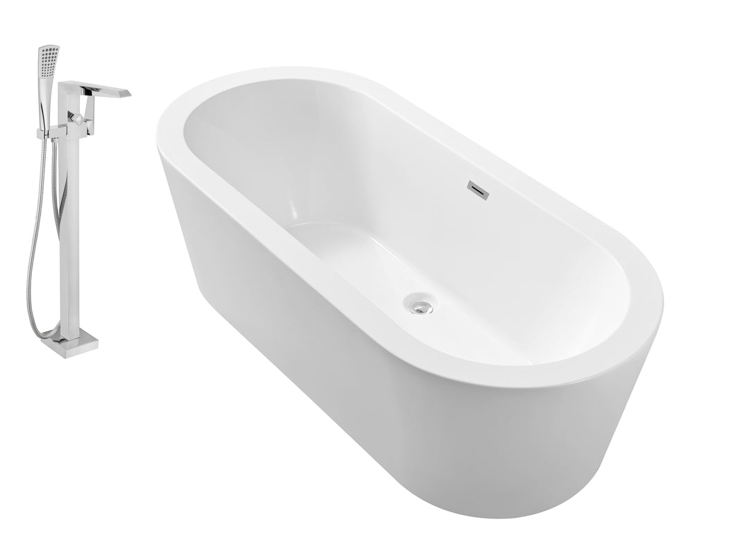 Faucet and Tub Set Streamline 62