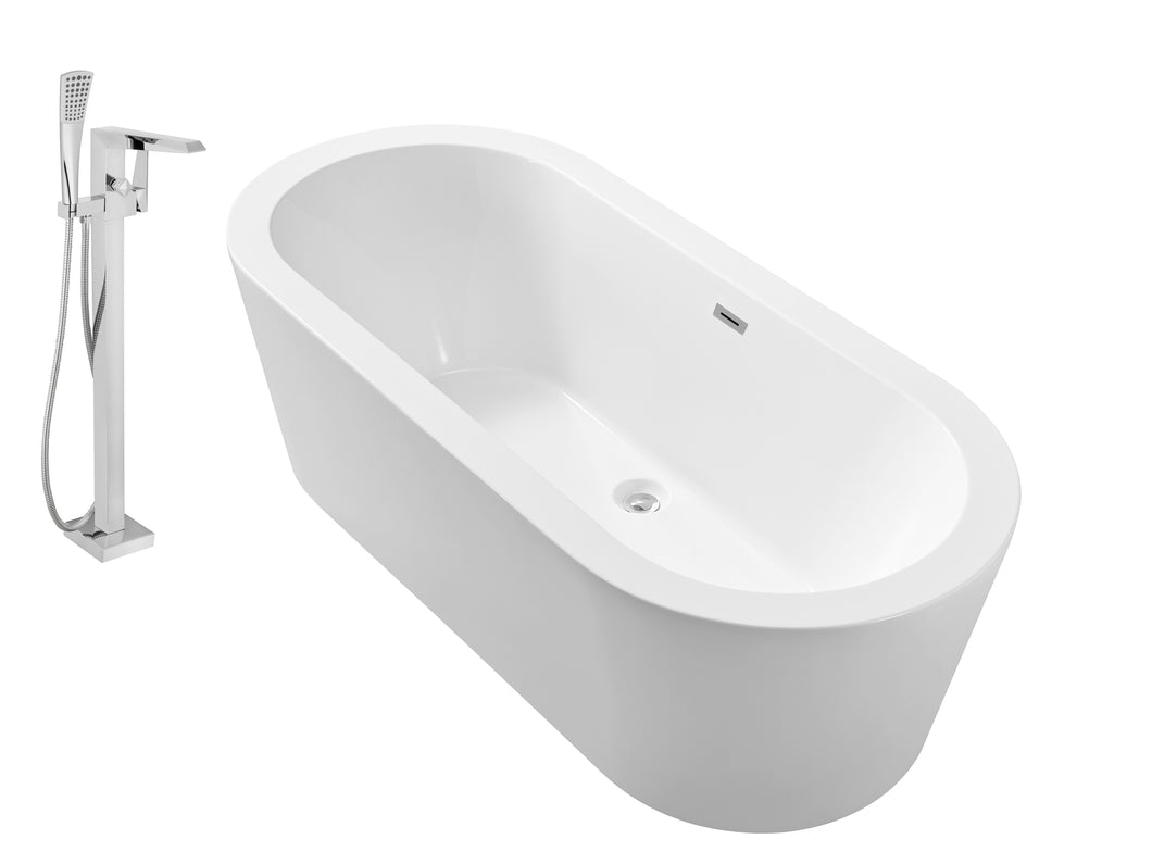 Faucet and Tub Set Streamline 67