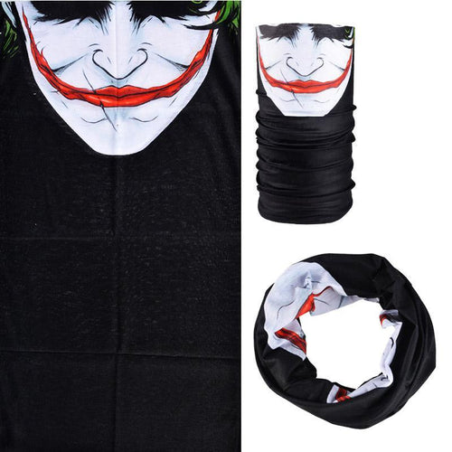 Joker Face Shield
