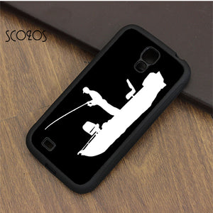 Bass fishing fisherman Cell Phone Case for Samsung
