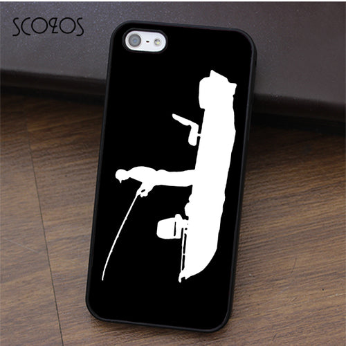 Bass Fishing Fishermen Phone Case for Iphone