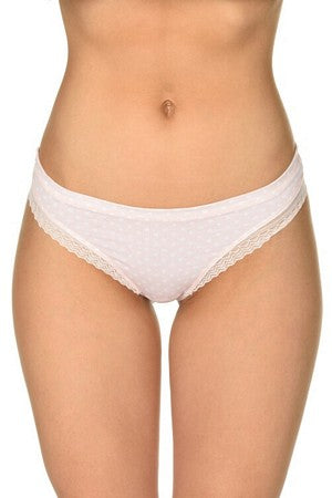 Right Lace Right Time Thong