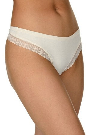 Ivory Sweet Dream Thong
