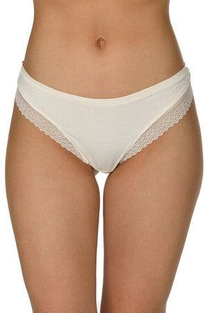 Ivory Sweet Dream Thong - LingerieDiva