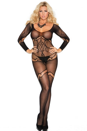 Queen Fool For U Bodystocking