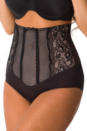 Sheerly Yours High Waisted Brief