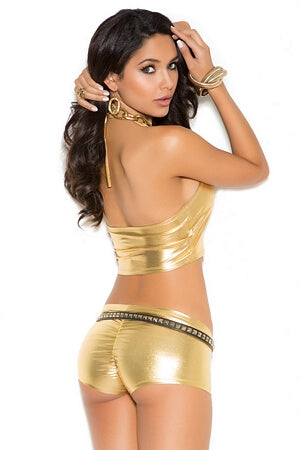 Liquid Gold Cami Top