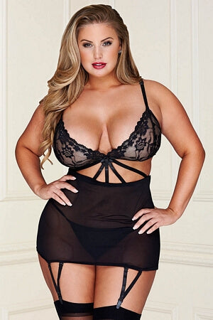 Queen Killer Curves Chemise