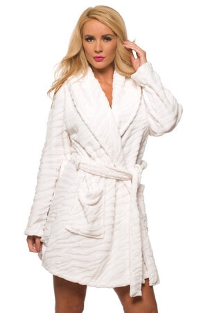 Cozy Is The New Casual Robe