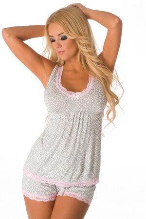 Sweet Sleep Short PJ Set