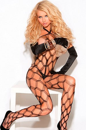 Diamond Desire Net Bodystocking